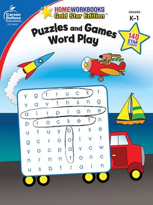 cover image of Puzzles and Games