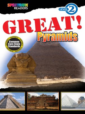 cover image of GREAT! Pyramids