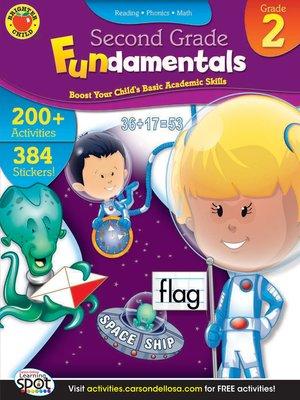 cover image of Second Grade Fundamentals, Grade 2
