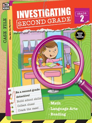 cover image of Investigating Second Grade