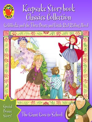 cover image of Goldilocks and the Three Bears and Little Red Riding Hood