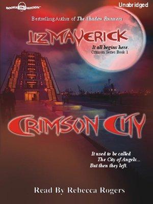 cover image of Crimson City