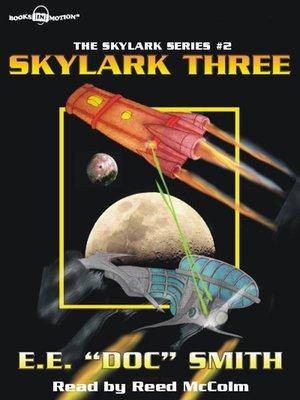 cover image of Skylark Three