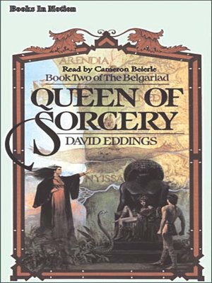 cover image of Queen of Sorcery