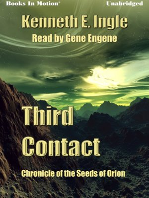 cover image of Third Contact