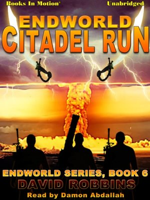 cover image of Citadel Run