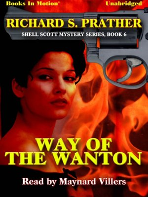 cover image of Way of the Wanton