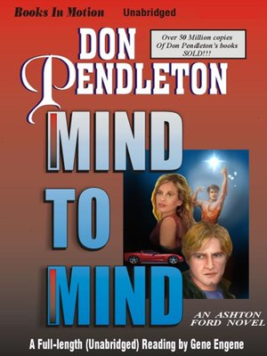 cover image of Mind to Mind