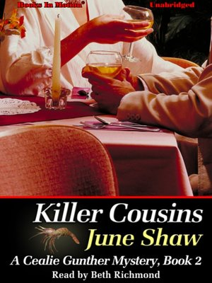 cover image of Killer Cousins