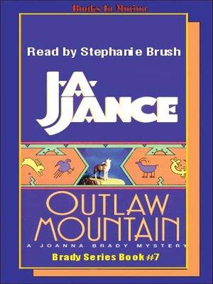 Devil's Claw (Joanna Brady Mysteries, Bk 8) - J.A. Jance (PB)