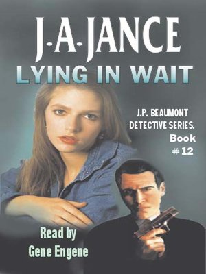 cover image of Lying in Wait