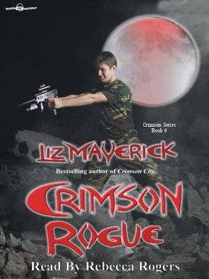 cover image of Crimson Rogue