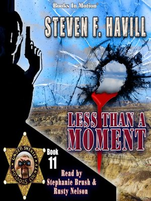 cover image of Less Than a Moment