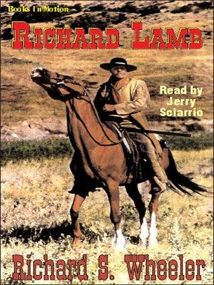 cover image of Richard Lamb