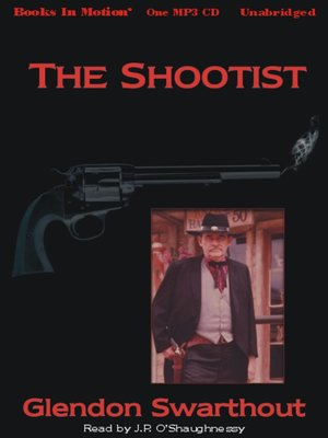 cover image of The Shootist