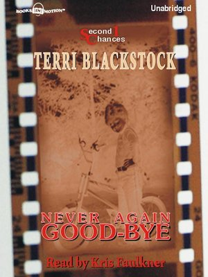 cover image of Never Again Goodbye