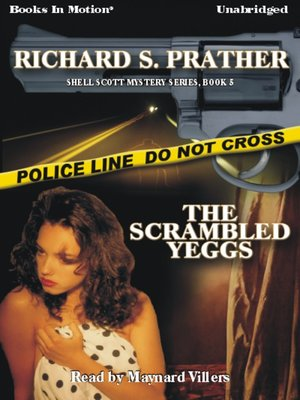 cover image of The Scrambled Yeggs