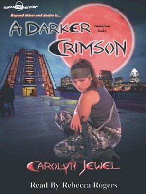 cover image of A Darker Crimson