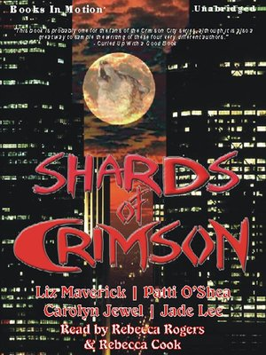 cover image of Shards of Crimson