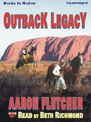 cover image of Outback Legacy