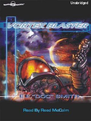 cover image of Vortex Blaster