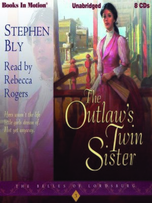 cover image of The Outlaw's Twin Sister
