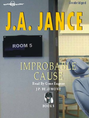 cover image of Improbable Cause