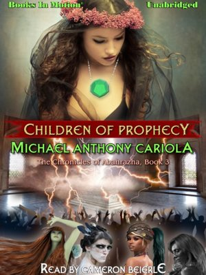 cover image of Children Of Prophecy