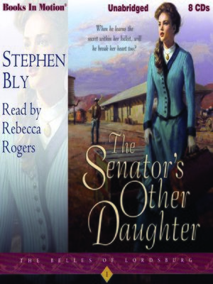 cover image of The Senator's Other Daughter