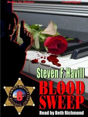 cover image of Blood Sweep