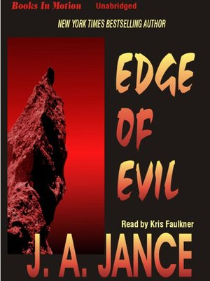 cover image of Edge of Evil