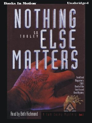 cover image of Nothing Else Matters