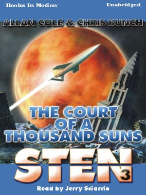 cover image of Court of a Thousand Suns