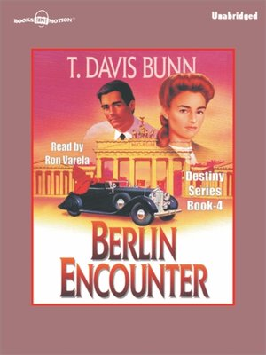 cover image of Berlin Encounter