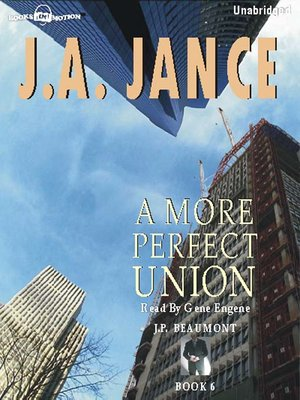 cover image of A More Perfect Union