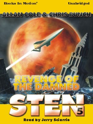 cover image of Revenge of the Damned