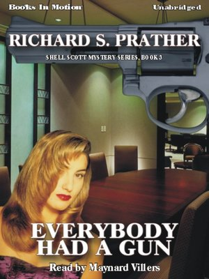cover image of Everybody Had a Gun