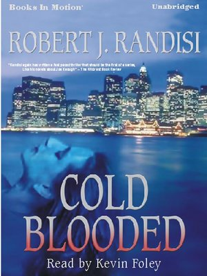 cover image of Cold Blooded