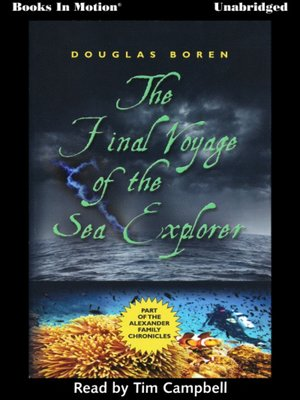 cover image of The Final Voyage Of The Sea Explorer