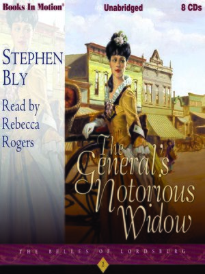 cover image of The General's Notorious Widow