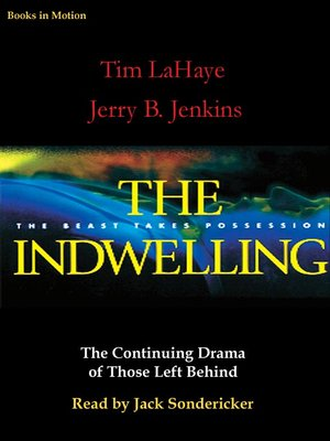 cover image of The Indwelling