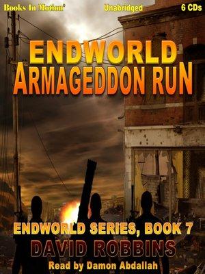 cover image of Armageddon Run