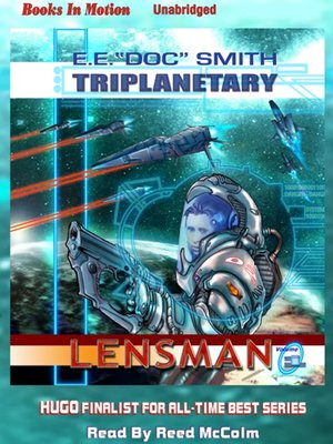 cover image of Triplanetary