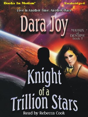 cover image of Knight of a Trillion Stars