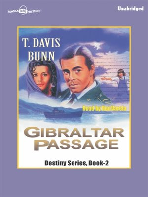 cover image of Gibraltar Passage