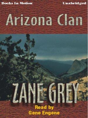 cover image of Arizona Clan