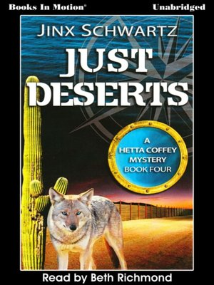 cover image of Just Deserts