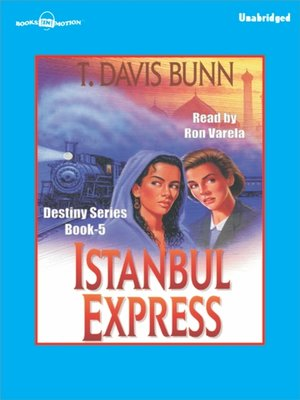 cover image of Istanbul Express