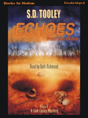 cover image of Echoes from the Grave
