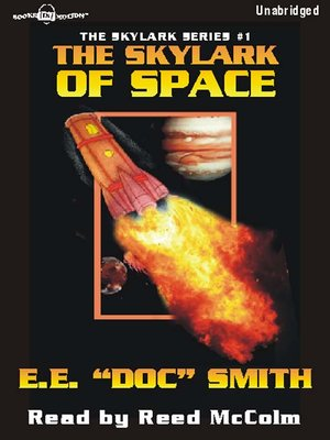 cover image of The Skylark of Space